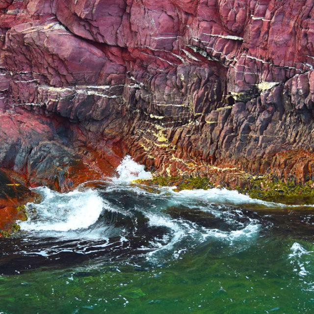 The Sea Is A Harsh Mistress - Tickle Cove, Newfoundland, 2019 © Tara Wilkinson, ANDARA Gallery