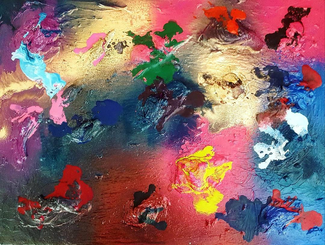 Colours Erupt, 18