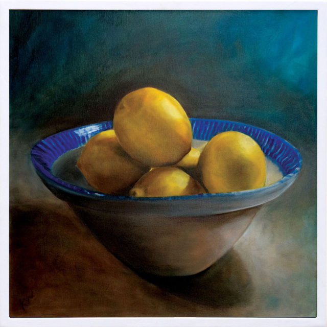 Lemons in Buffy's Bowl