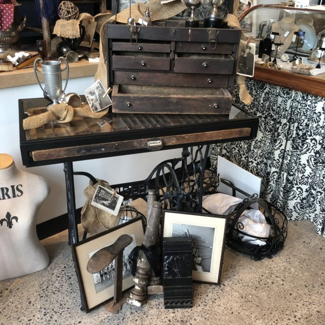 Lustre and Tarnish, Antiques