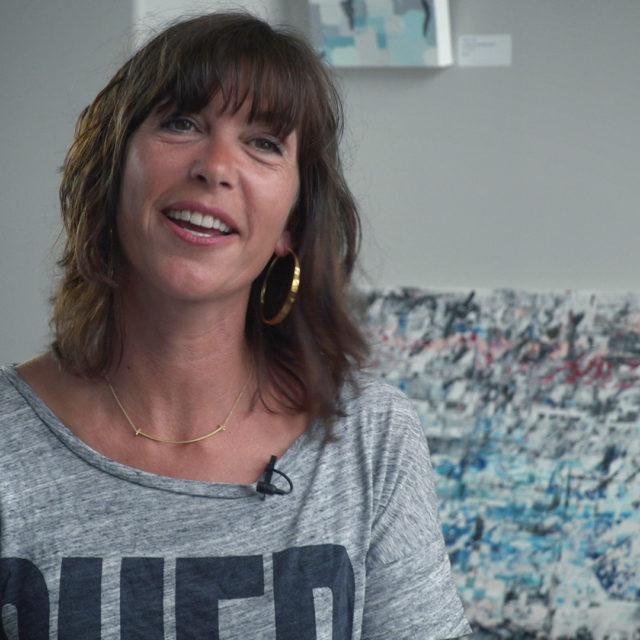 Promo video for Artist Jennifer Topaz Bruce, 2017
