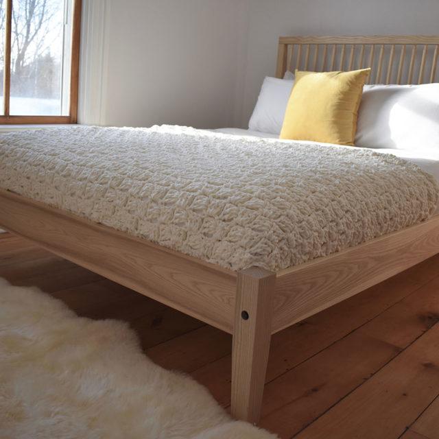 100 Acre Bed, Ash