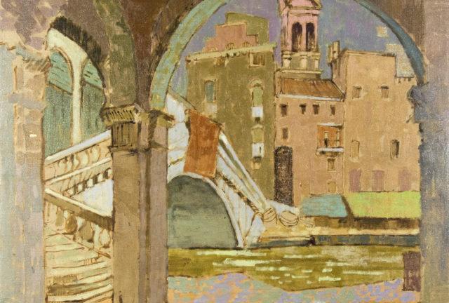 John Fox, A Modernist in Venice