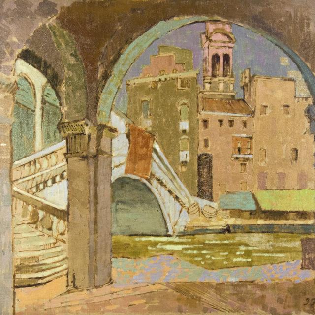 A Modernist in Venice