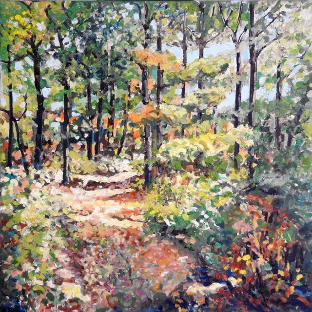 In Burt's Woods