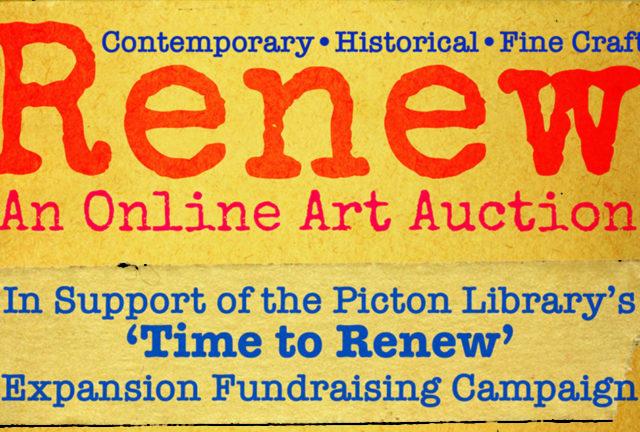 renew: art auction