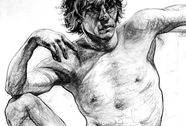 Life Drawing with Kerry Kim