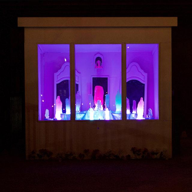 Saintes (installation view), 2018