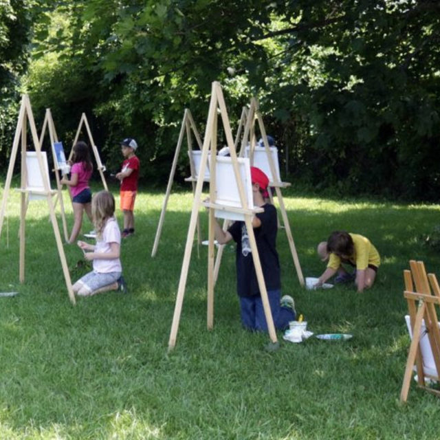 Summer Kids Art Camp