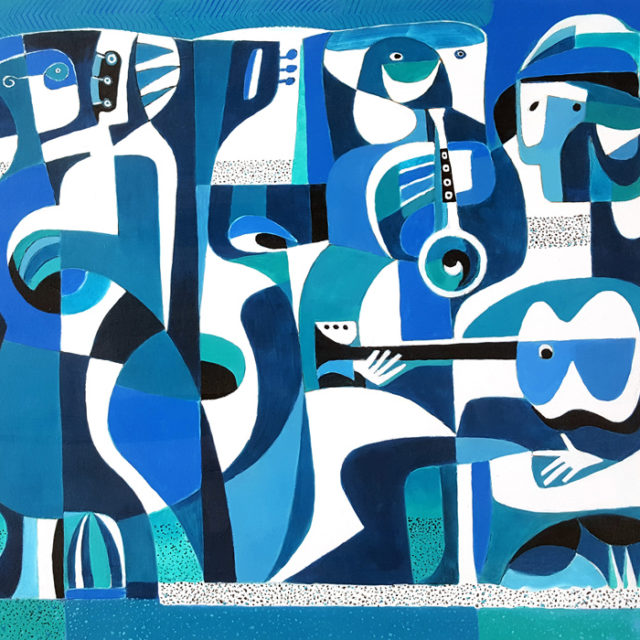 Blue Musicians