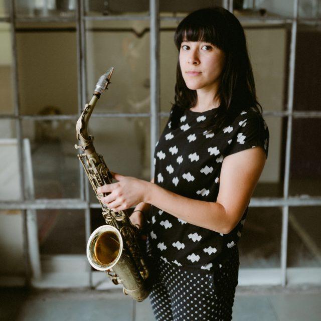 Juno Award-winning saxophonist Allison Au part of Jazz Fest 2018