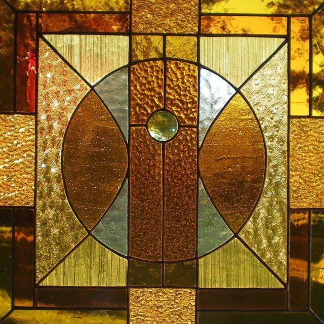 Amber Geometric