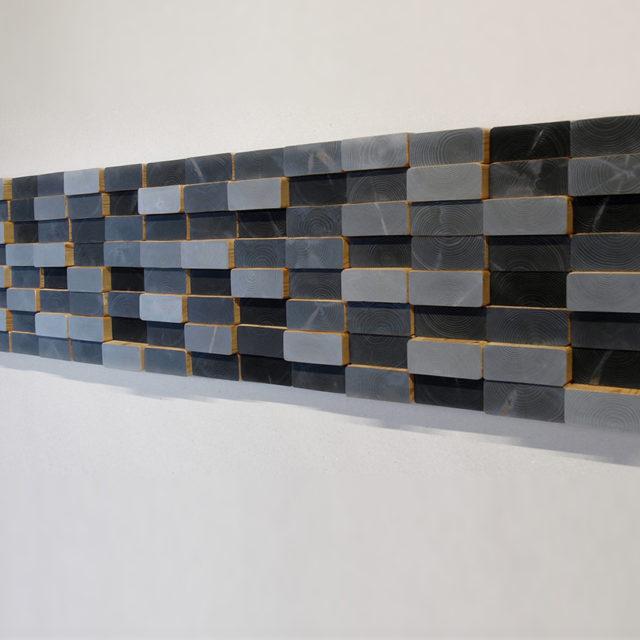 2x4x1x4xGrey (124 x 31 cm)