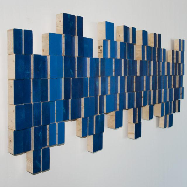 2x4xBluexVertical (145 x 62 CM)