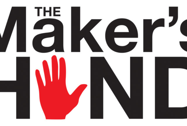 The Maker's Hand Call for Entry