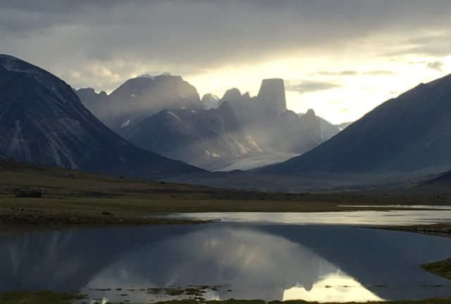 Baffin Island: Trek the Akshayak Pass