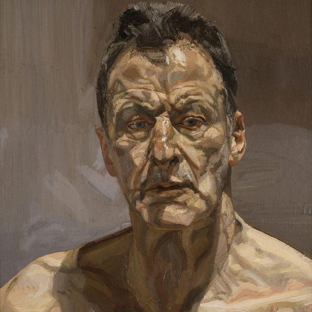 Lucian Freud: A Self-portrait
