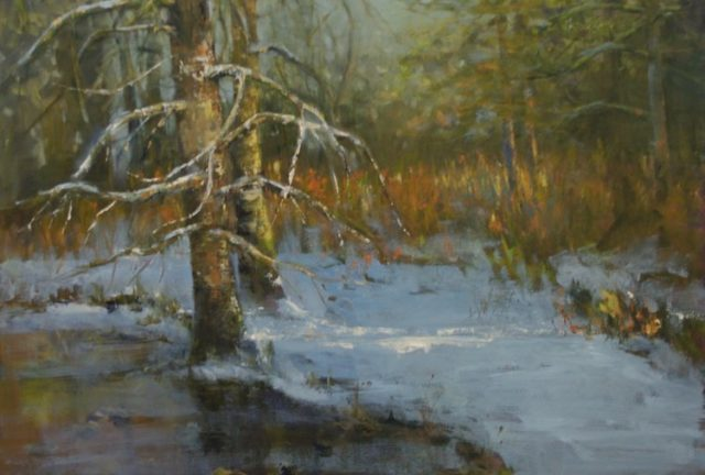 Oil Painting for Artists New to the Medium