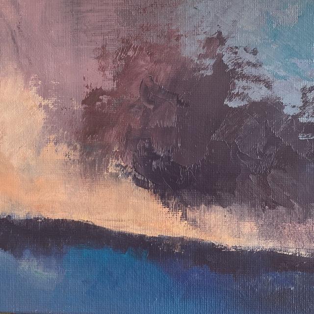 Winter Evening by Jo-Anne Finegan