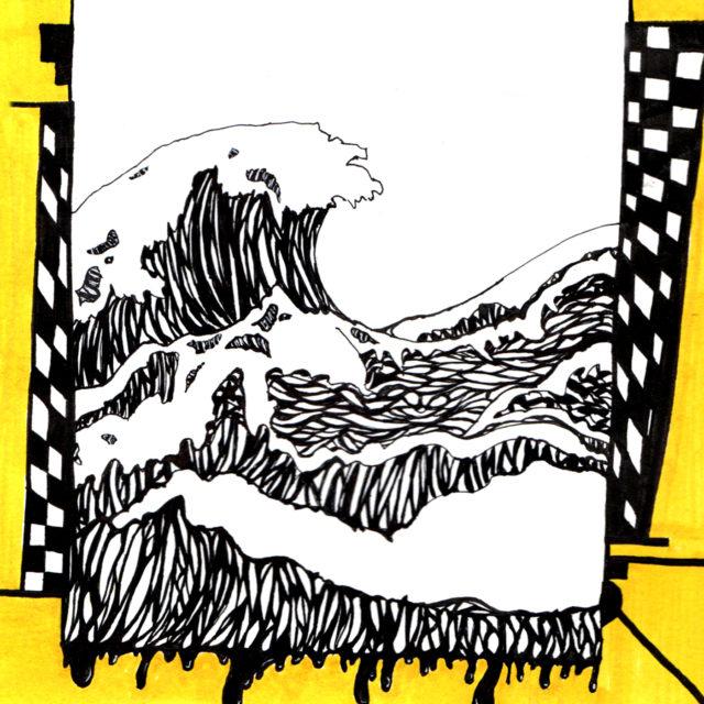 Original Wave Graphic