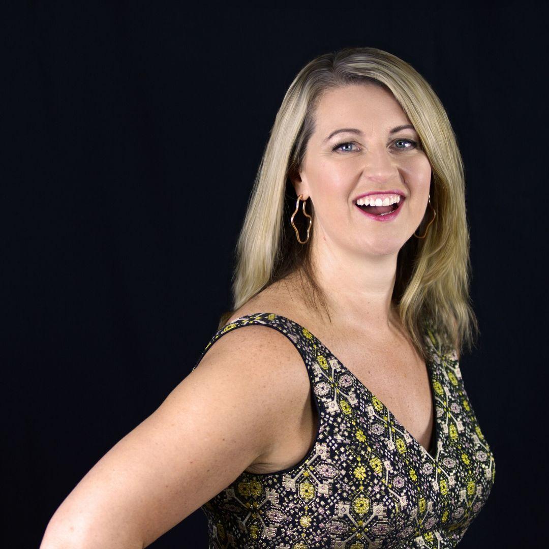 Classical singer and teacher Elizabeth McDonald