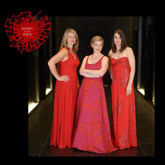 Women on the Verge, Elizabeth McDonald, Kathryn Tremills and Emily Martin