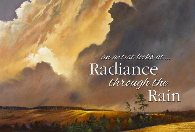 Radiance Through the Rain