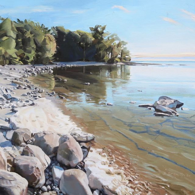 Rock-Bound by Susan Straiton