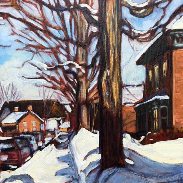 Snows of Winter by Celia Sage
