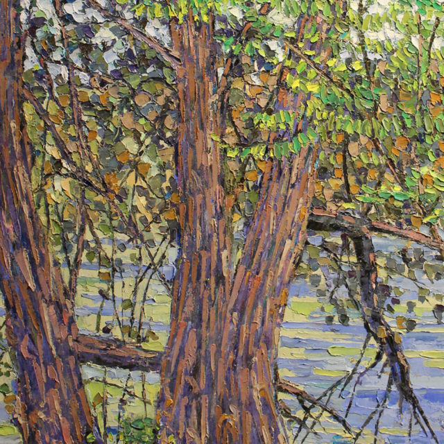 Black River Willows, currently part of Art in the County