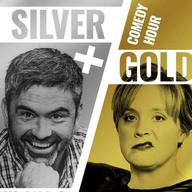 Gold + Silver