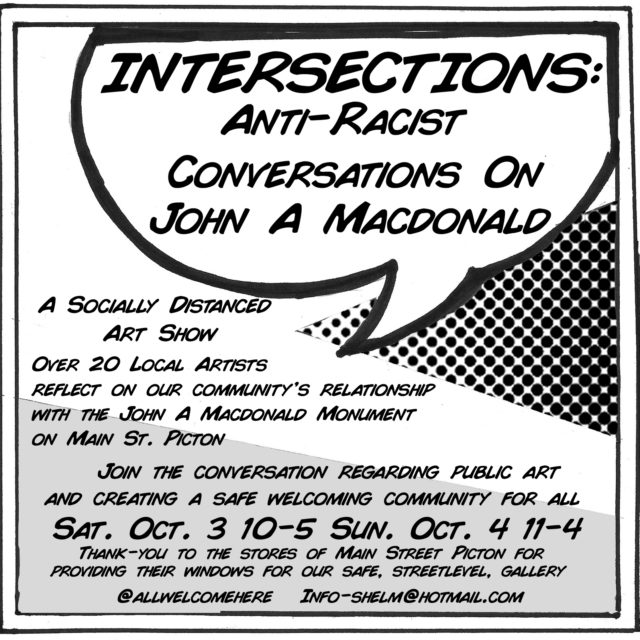 Intersections: Anti-Racist Conversations