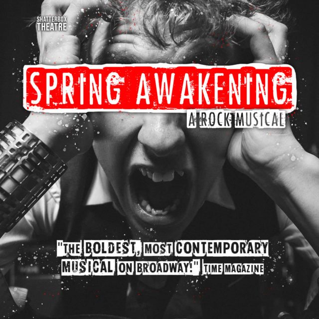 Shatterbox Theatre -  Spring Awakening The Musical | #Springiscoming 2022