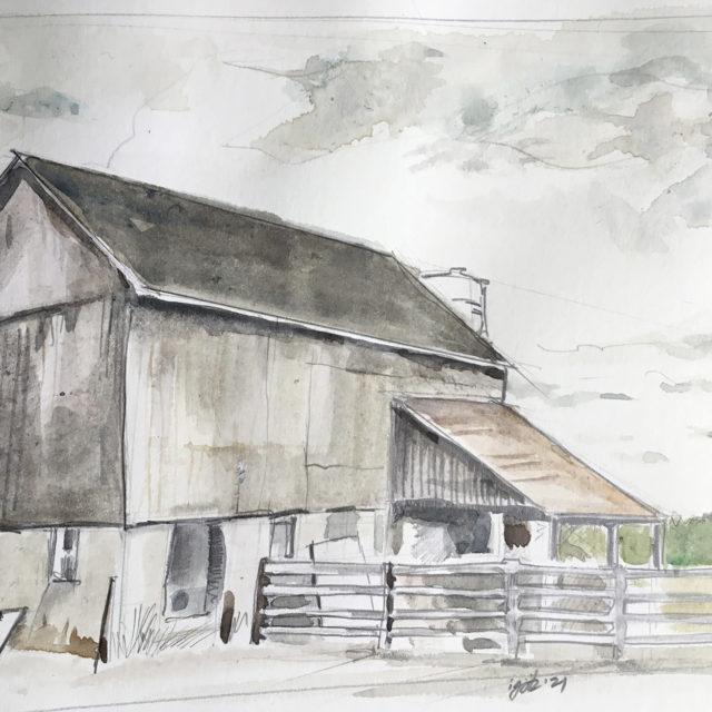 My Brother's Barn by Irene Götz