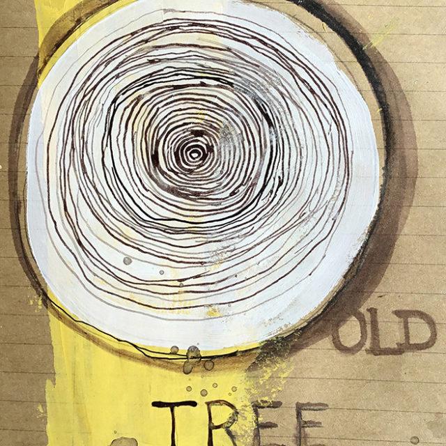 Old Tree by Irene Götz