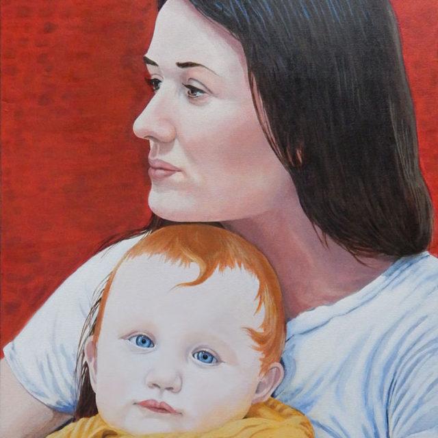 Kate by Ian Beveridge