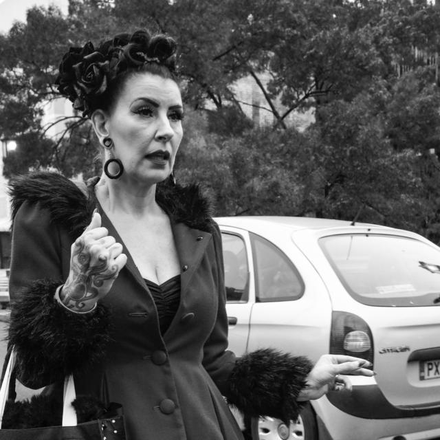 Camden Town Lady
