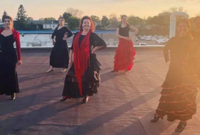 Online Summer Flamenco Classes
